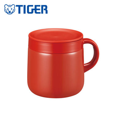 Picture of Tiger Stainless Steel Desk Mug MCI-A028 R