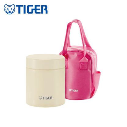 Picture of Tiger Stainless Steel Food Jar MCJ-A050 CK