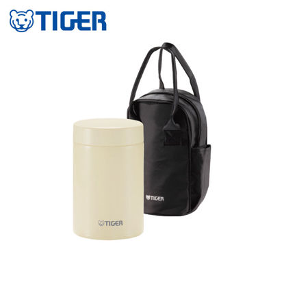 Picture of Tiger Stainless Steel Food Jar MCJ-A075 CK