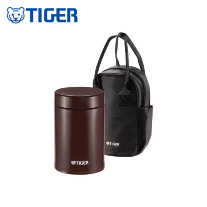 Picture of Tiger Stainless Steel Food Jar MCJ-A075 T