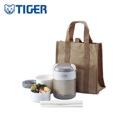 Picture of Tiger Stainless Steel Lunch Jar LWR-A072 NN