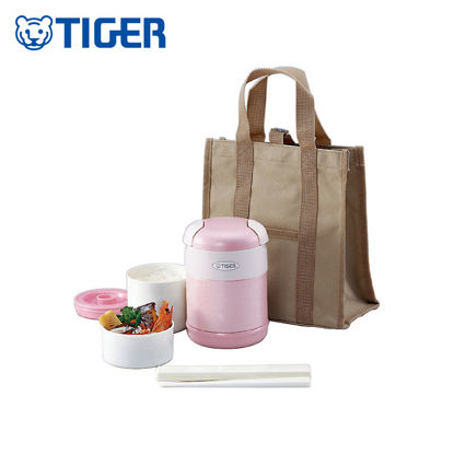 Picture of Tiger Stainless Steel Lunch Jar LWR-A072 PG