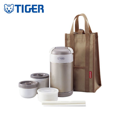 Picture of Tiger Stainless Steel Lunch Jar LWR-A092 NN