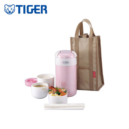 Picture of Tiger Stainless Steel Lunch Jar LWR-A092 PG