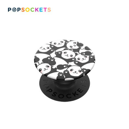 Picture of PopSockets PopGrip Pandamonium