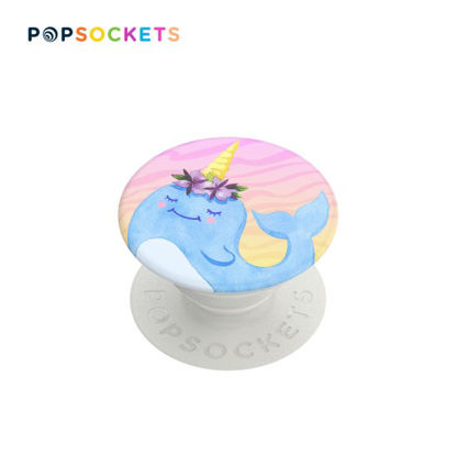 Picture of PopSockets PopGrip Narwhal Princess