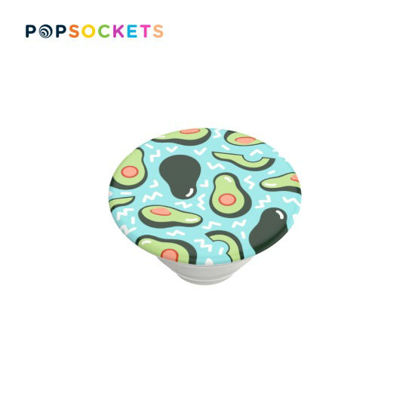 Picture of PopSockets PopTop Avocado Party Blue