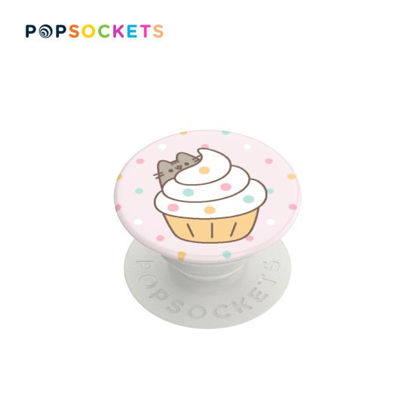 Picture of PopSockets PopGrip Pusheen Cupcake