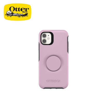 Picture of OtterBox Otter + Pop Symmetry Series for iPhone 11 (Mauvelous)