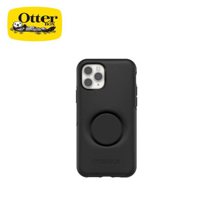 Picture of OtterBox Otter + Pop Symmetry Series for iPhone 11 Pro (Black)