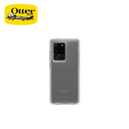Picture of OtterBox Symmetry Series for Samsung Galaxy S20 Ultra (Clear)