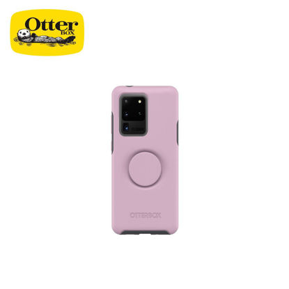 Picture of OtterBox Otter + Pop Symmetry Series for Samsung Galaxy S20 Ultra (Mauvelous)