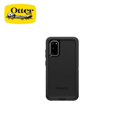 Picture of OtterBox Defender for Samsung Galaxy S20 (Black)