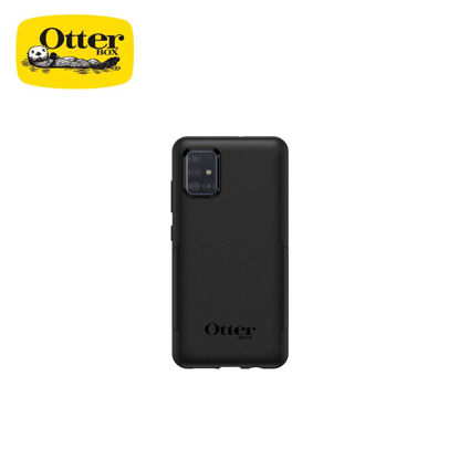Picture of Otterbox Commuter Lite Series for Samsung Galaxy A51 (Black)