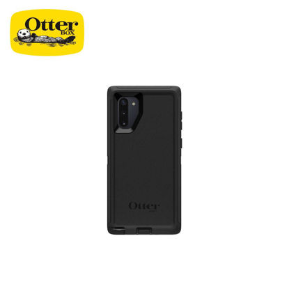 Picture of Otterbox Defender Series for Samsung Galaxy Note 10 (Black)