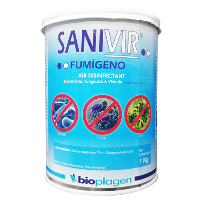 Picture of Sanivir 1kg Air Disinfectant (Against Covid-19) for 300 - 500sqm