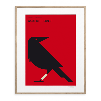 Picture of IMAGE REPUBLIC 30x40 cm EXERGIAN TV GAMES OF THRONES EXERGIAN