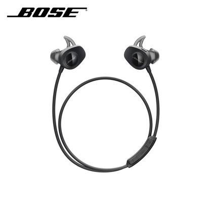 Picture of BOSE SOUNDSPORT WIRELESS IN EAR BLACK