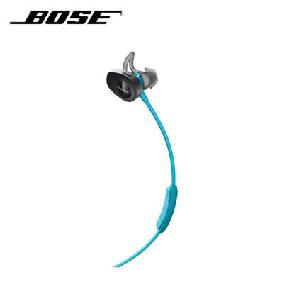 Picture of BOSE SOUNDSPORT WIRELESS IN EAR AQUA BLUE