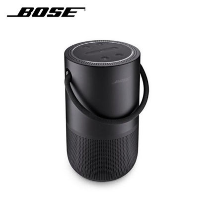 Picture of BOSE HOMESPEAKER PORTABLE BLACK