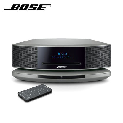 Picture of BOSE WAVE SOUNDTOUCH IV MUSIC SYSTEM ESPRESSO SILVER