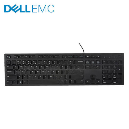 Picture of Dell USB Wired Keyboard -  KB212-B