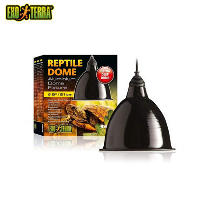 """Picture of Exo Terra Reptile Light Dome Large 8"""""""