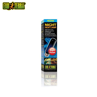 Picture of Exo Terra Night Glo Moonlight Long 40W