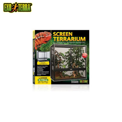 "Picture of Exo Terra Aluminum Screen Habitat 36""X18""X36"""