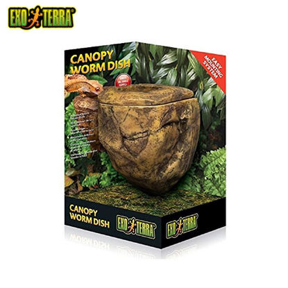 Picture of Exo Terra Canopy Worm Dish