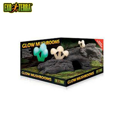 Picture of Exo Terra Glow Mushroom Hide Out