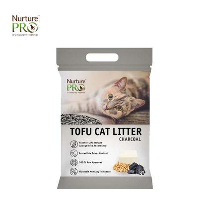 Picture of Nurture Pro Tofu Cat Litter Charcoal 6L