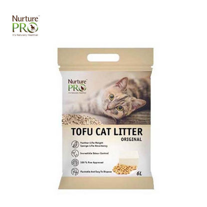 Picture of Nurture Pro Tofu Cat Litter Original 6L