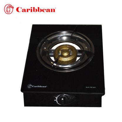 Picture of Caribbean Single Glass Top Burner SGT-2017