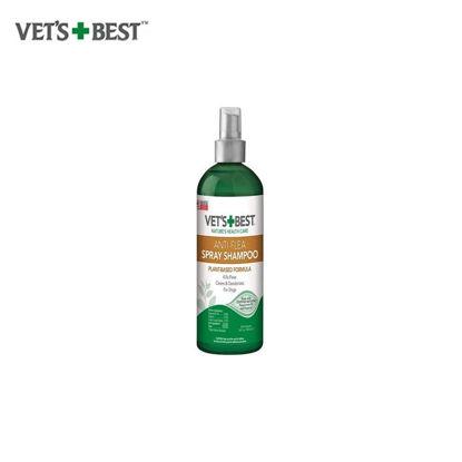 Picture of Vet's Best Anti-Flea Easy Spray Shampoo (16 oz)