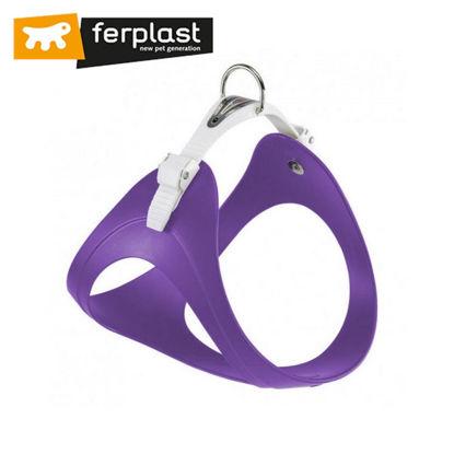 Picture of Ferplast Ergoflex Xs Harness Purple