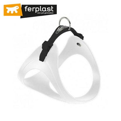 Picture of Ferplast Ergoflex M Harness White