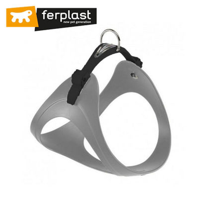 Picture of Ferplast Ergoflex M Harness Grey