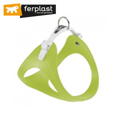 Picture of Ferplast Ergoflex M Harness Green