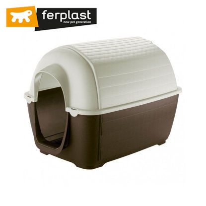 Picture of Ferplast Kenny 01 Plastic Kennel