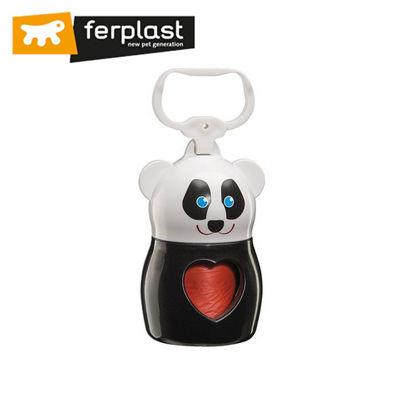 Picture of Ferplast Dudu' Animals Panda Bags Dispenser