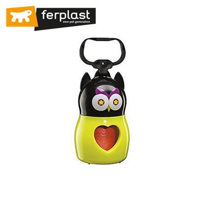 Picture of Ferplast Dudu' Animals Owl Bags Dispenser