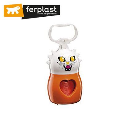 Picture of Ferplast Dudu' Animals Tiger Bags Dispenser