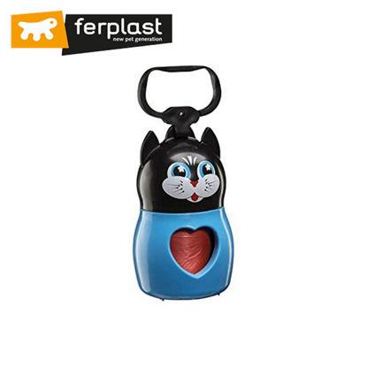 Picture of Ferplast Dudu' Animals Cat Bags Dispenser