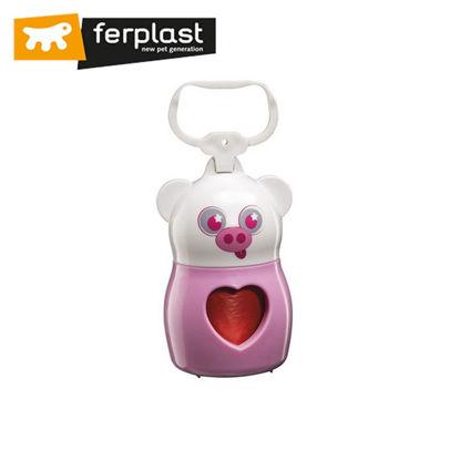 Picture of Ferplast Dudu' Animals Pig Bags Dispenser