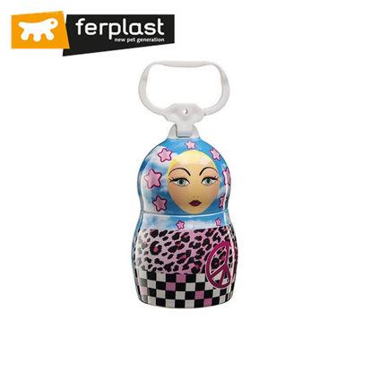 Picture of Ferplast Dudu' People Matrioshka Bags Dispenser