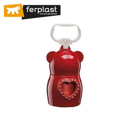 Picture of Ferplast Dudu' Heart-Bags Dispenser