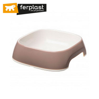 Picture of Ferplast Glam Small Dove Grey Bowl