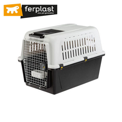 """Picture of Ferplast Carrier Atlas 50 Grey Professional 32""""X22""""X23"""""""