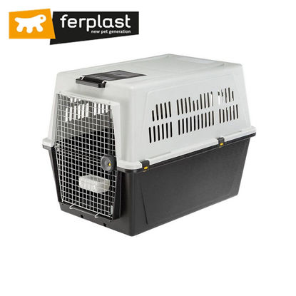 """Picture of Ferplast Carrier Atlas 70 Grey Professional 40""""X27""""X30"""""""